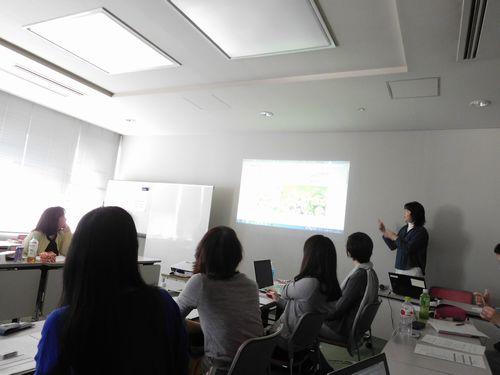 女性起業塾 ホームページ設計コース