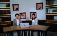放送大学女性起業についてゲスト講師