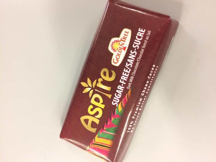 アフリカノンシュガーチョコ