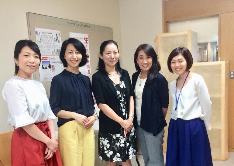 女性起業支援インキュベーションマネージャー
