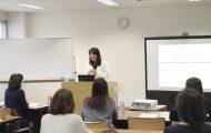 神奈川県女性起業セミナー講師