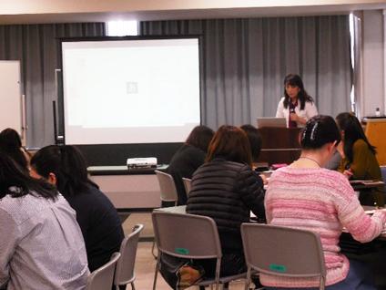 女性起業家のためのネット集客セミナー